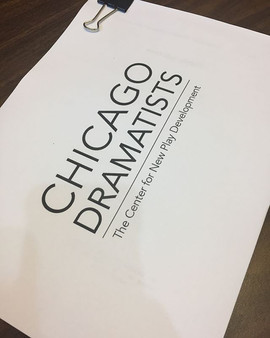 _chicagodramatists y'all ready 🔥 That l