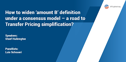 How to widen amount B definition under a