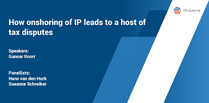 How onshoring of IP leads to a host of t