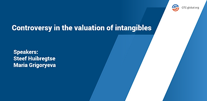 Controversy in the valuation of intangib