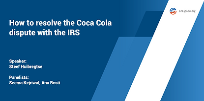 How to resolve the coca cola dispute wit