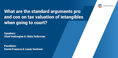 What are the standard arguments pro and