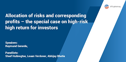 Allocation of risks and corresponding pr