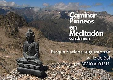 Meditar en ruta por los Pirineos