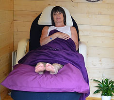 Sally Cockerill reflexologist reflexolgy Beverley East Yorkshire