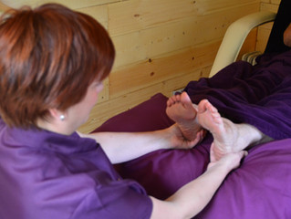 How can reflexology help you?
