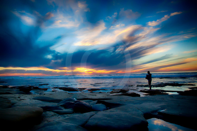 The Sunset Watcher