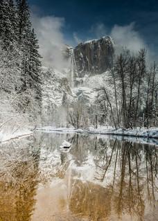 Upper Yosemite Falls, Yosemite