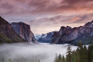 Valley View, Yosemite