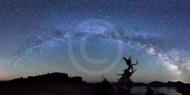 The Watchman, Crater Lake