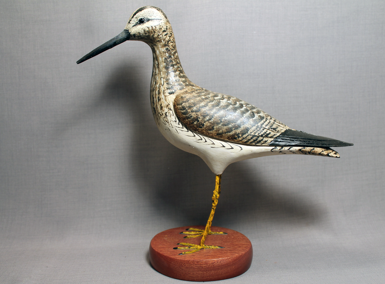 Yellowlegs with Legs