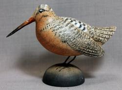 Woodcock with Drop Wing Mini