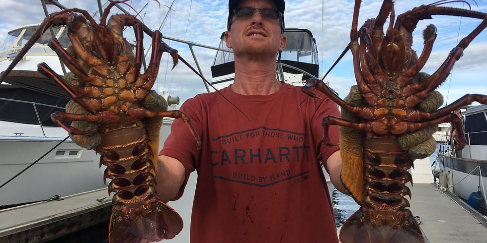 Lobster Boat Dive - March 16 - Saturday -  3 Tank Dive