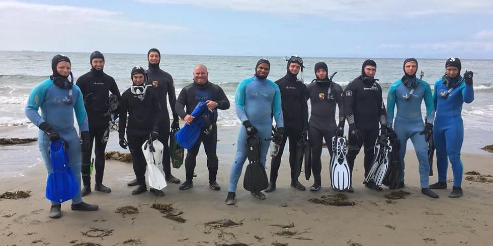 April 29 - Sunday - Cabrillo Beach - Beach Dive