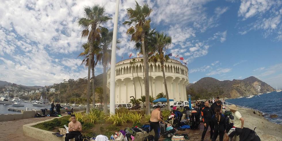 Catalina Island - Avalon - Casino Point