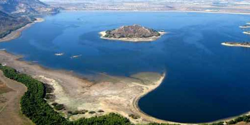 Lake Perris Shore Dive - March 20, 2021