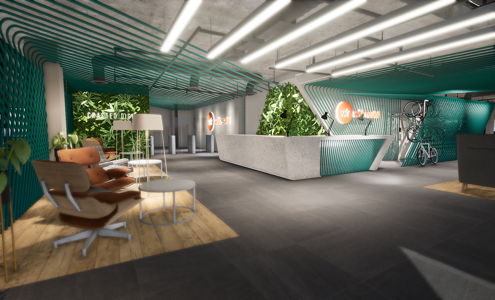 GROWTH POINT WIKREATE WORK SPACE DESIGN