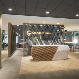 Standard Bank Workspace, Nelspruit, South Africa