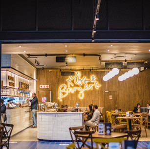Ribs and Burgers, Johannesburg, Linksfeild