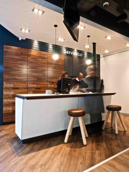 Stabdard Bank Woodlands - Designed by Design Partnerhsip.au