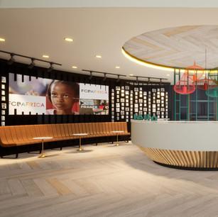 FCB Africa Workspace, Johannesburg, South Africa