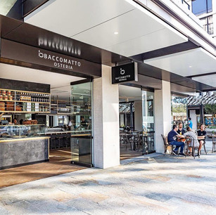 Baccomatto Osteria, Sydney, Australia