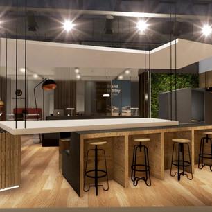 Absa Bank Concept Store, Johannesburg, South Africa