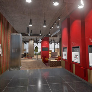 Absa Bank, Pretoria, South Africa