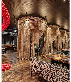 Restaurant and Bar Interior Design - Design Partnership Australia