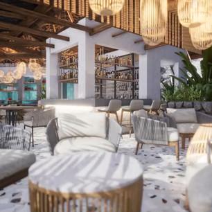Beachcomber Resort Lapalma Restaurant, Mauritius