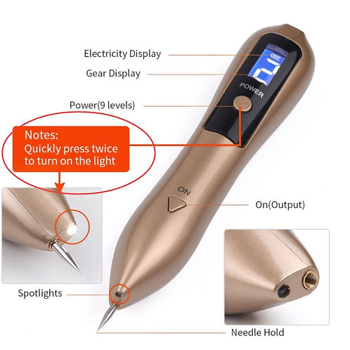 Mole Removal Pen & Freckle Removal & Skin Spot Removal