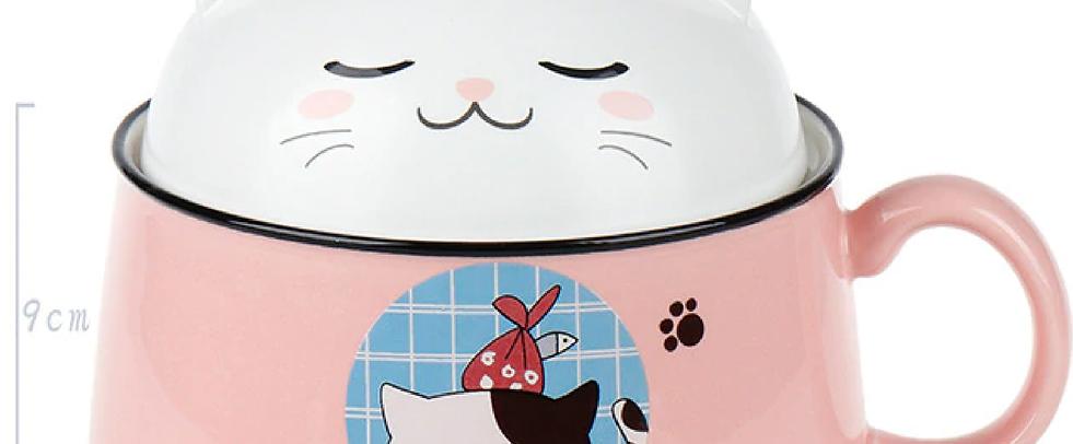 Kawaii Cat  Multi Purpose Bowl