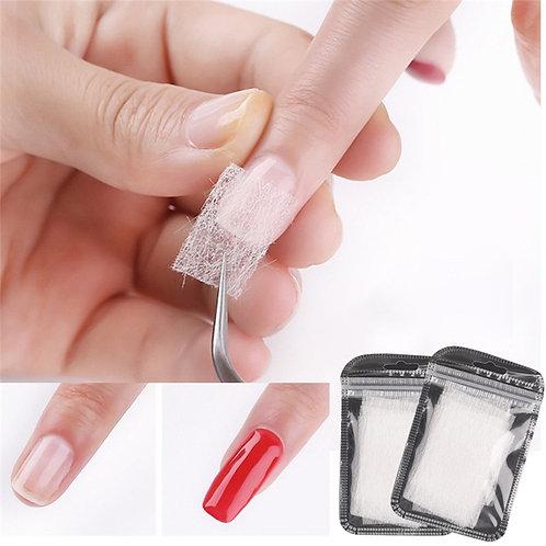 DIY Fiberglass Nails Extension