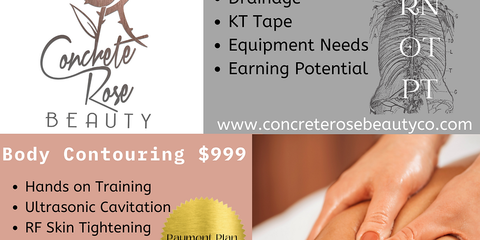 Body Contouring & Lymphatic Massage Training