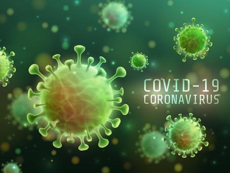 A COVID-19 continua a avançar e a matar