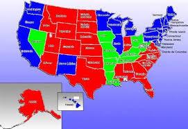 Estão os Estados Unidos da América realmente divididos?