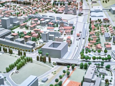 Stadtmodell Sursee