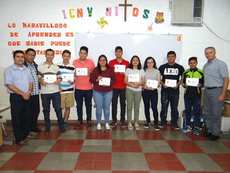 Generando competencias tecnológicas en jóvenes de Fe y Alegría