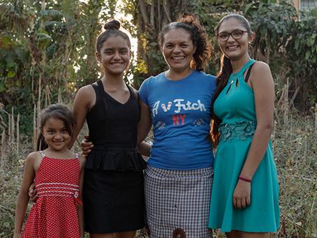 Senderos Juveniles: construyendo oportunidades para cambiar la vida de los jóvenes salvadoreños.