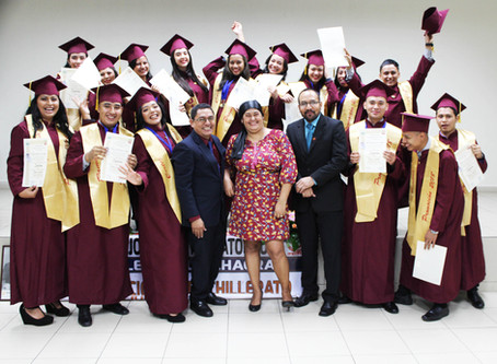 Graduación Fe y Alegría La Chacra