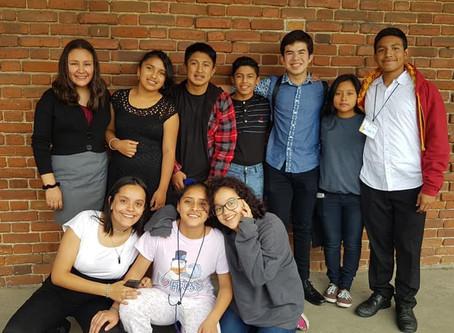 """Fe y Alegría El Salvador participa en el Encuentro de Juventudes """"ParticiPaz"""" 2018"""