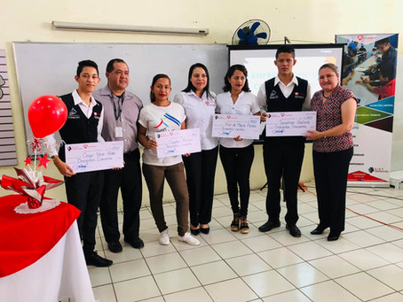 Fe y Alegría El Salvador Inaugura su primera Oficina de Emprendimiento