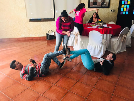 Jornada formativa para voluntariado de Sendero Juvenil
