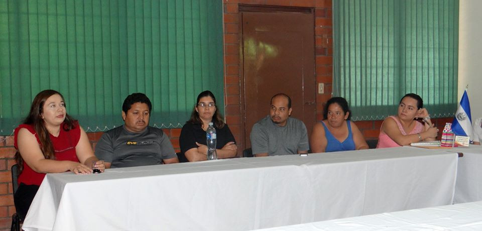 Impulsar la Inserción Laboral y Social de Jóvenes del Gran San Salvador