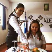 Servicio de alimentos