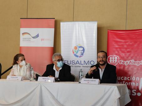 Fe y Alegría y FUSALMO lanzan campaña de Sensibilización y Primer Empleo en beneficio de  jóvenes.