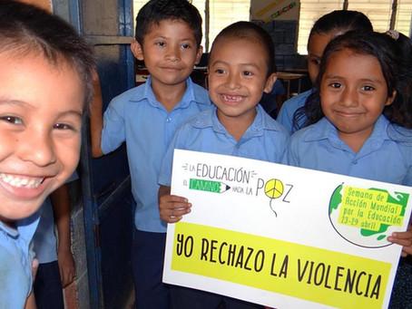 """""""La educación es el camino hacia la paz"""" SAME 2018"""