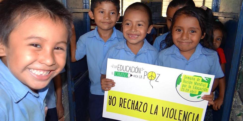 Campaña Pido la Palabra por la educación