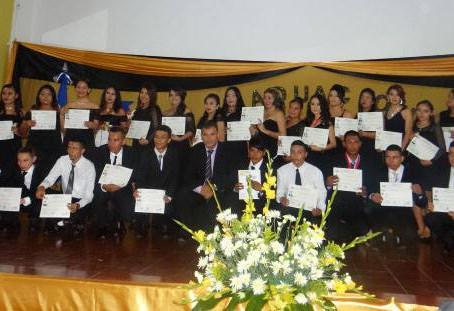 Graduación Modalidades Flexibles C.E Profesor José Ángel Castillo