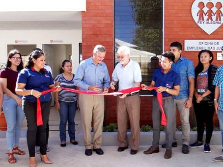 Inauguración Oficina de Empleabilidad Juvenil